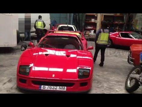 Jordi Pujol Ferrusola y los coches de lujo - YouTube