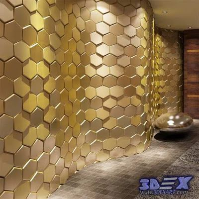 3d Decorative Wall Panels Plaster Wall Paneling Design Ideas Golden Walls The Best Solution For Wall Art Decorativ Wall Panels Wall Paneling 3d Wall Panels