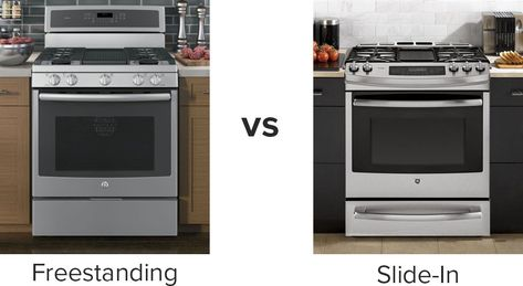 Slide In Vs Freestanding What S The Best Range For Your