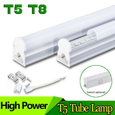 Led Tube T8 Integrated Lamp1ft 2ft 3ft 4ft T5 Led Tube Light Fixtures Shop Home In 2020 Led Tube Light Led Tubes Tube Light