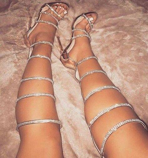 Women/'s designer Flat Diamante Spiral Strappy Sandals Ladies Gold PU