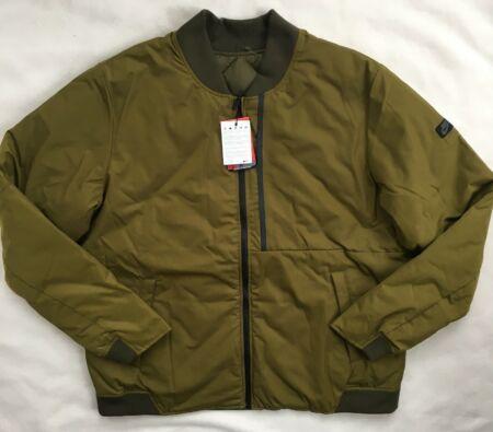 Teórico Escupir enfocar  New NIKE Mens Downtown 550 Reversible Down Bomber Army Jacket Green 687880  NWT 2XL Mens Jackets. Fashion is a popular style | Army jacket, Green  jacket, Jackets