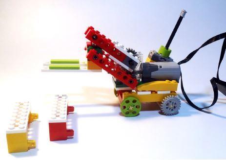 Instruction lego wedo forklift   lego wego instructions