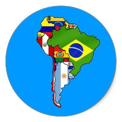 دول أمريكا الجنوبية ومعلومات عن كل دولة South America Flag South American Countries Teaching Spanish