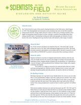 Sea Turtle Scientist Discussion & Activity Guide with Common Core Connections (Grades 5-8) https://www.teachervision.com/nonfiction/printable/74989.html #nonfiction #animals