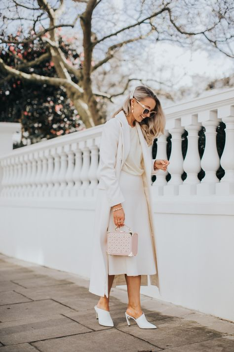 This Spring #ootd is Perfect for Mothering Sunday #springstyle #springoutfits #springwomensfashion