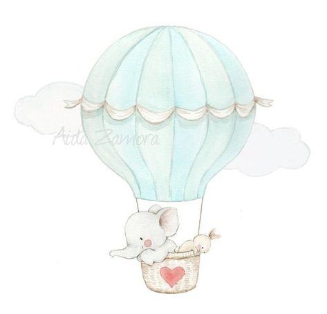Hot Air Balloon - #balloon - #DecorationBalloon