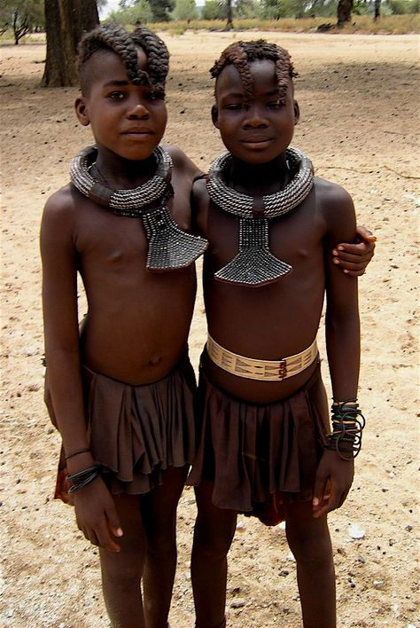 The Best Beauty Examples of African Tribal fashion   Himba
