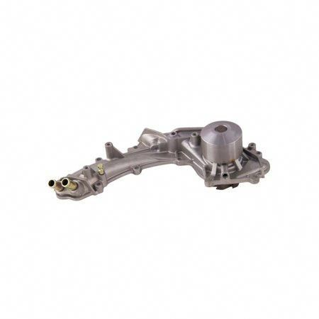 Gates 44047 Water Pump For Acura Legend Mechanical Multicolor