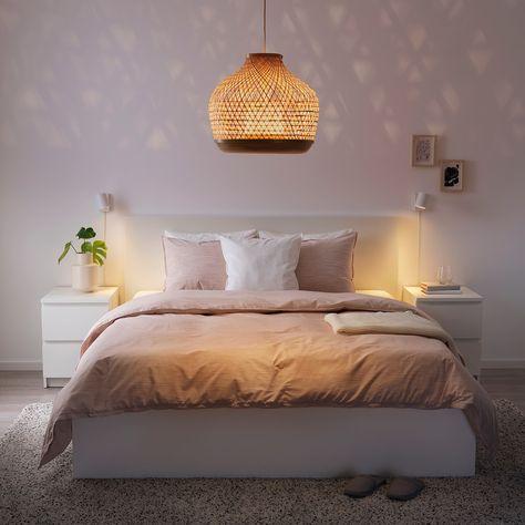 Misterhult Hangeleuchte Bambus Ikea Osterreich In 2020 Anhanger Lampen Sanftes Licht Und Ikea