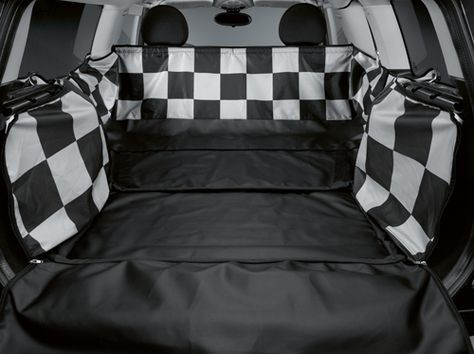 For my new mini cooper...can't wait till it's delivered, then the dogs can ride in style!