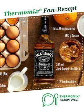 Jack Daniel's Eierlikör   Rezept   Jack daniel, Daniel, Jack