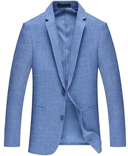 9c36ac5561324 Hot Sale New Arrival Fashion Blazer Mens Casual Jacket Solid Color Cotton  Men Blazer Jacket Men Classic Mens Suit Jackets Coats