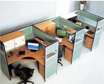 Office Cubicles Design And Decor Ideas Office Cubicle Design