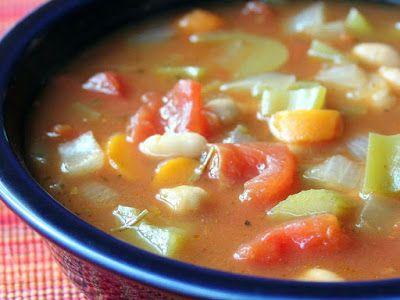 وصفات الشيفات شوربة الخضار بالطماطم Cooking Recipes Cooking Recipes