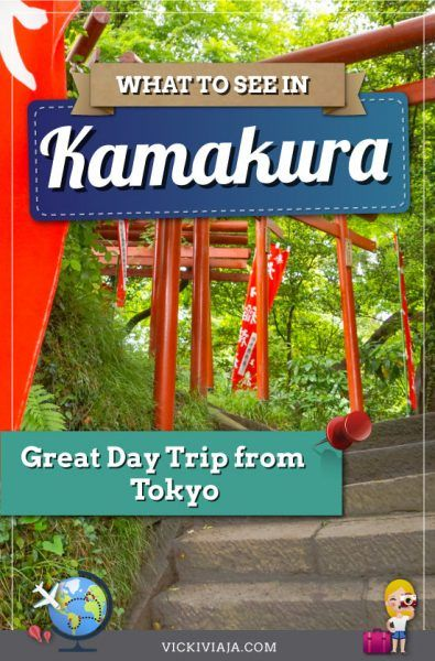 Guide To An Amazing Day Trip To Kamakura And Zushi From Tokyo Kamakura Hot Travel Day Trips From Tokyo
