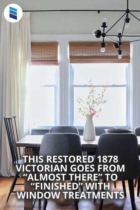 360 Dining Room Window Treatments Ideas In 2021 Dining Room Window Treatments Dining Room Windows Woven Wood Shades