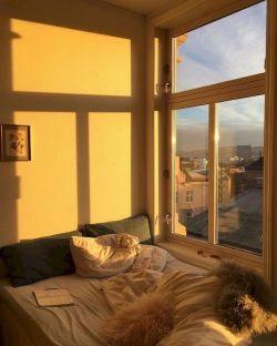 Top Yellow Aesthetic Bedroom Reviews Dizzyhome Com Aesthetic Bedroom Aesthetic Rooms Minimalist Bedroom