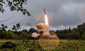 Russia and China say US missile test could revive arms race