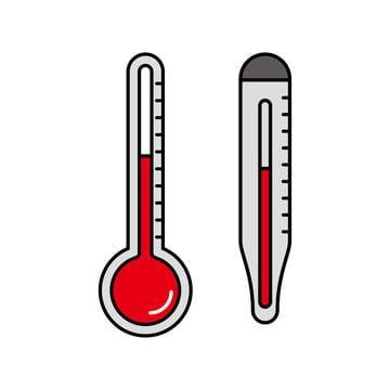 مقياس الحرارة سهم التوجيه تصوير عزل عزل على أبيض الخلفية قصاصة فنية ميزان الحرارة المتجه Png والمتجهات للتحميل مجانا Vector Illustration White Background Illustration