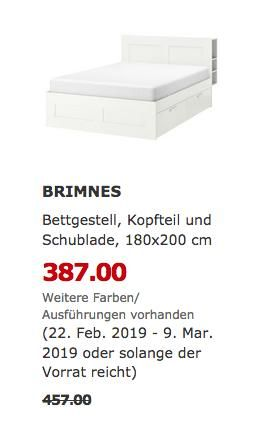 Ikea Hamburg Schnelsen Brimnes Bettgestell Mit Kopfteil Und Schubladen Weiss Bettgestell Schubladen Hamburg Schnelsen