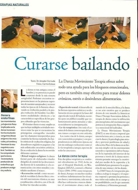 17 Ideas De Danza Terapia Danza Baile Beneficios De Bailar