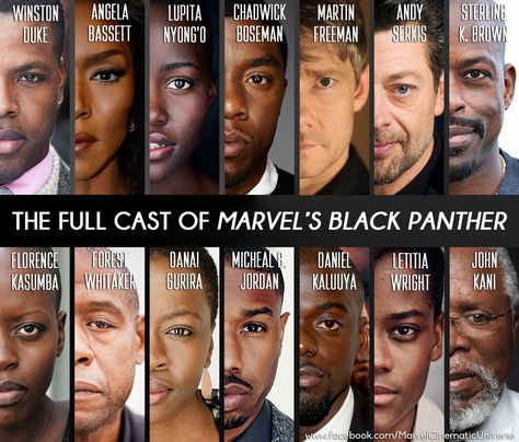 The Black Panther Movie Trailer Was Just Released and It Is EVERYTHING [VIDEO] - Lisa a la mode