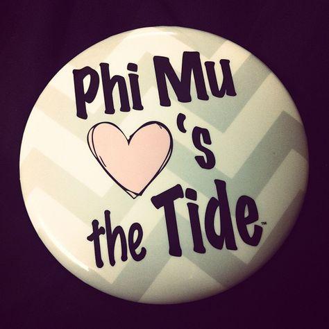 Phi Mu. SEC tradition