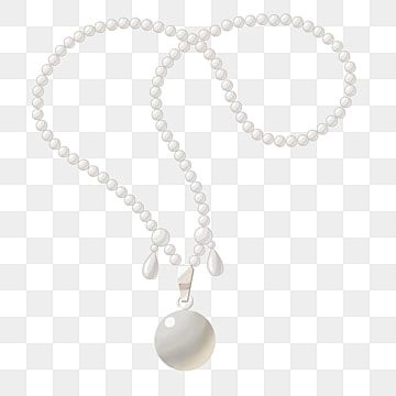 White Pearl Necklace Illustration Pearl Clipart White Pearl Necklace Hand Painted Pearl Necklace Png Transparent Clipart Image And Psd File For Free Download White Pearl Necklace Hand Painted Necklace Pearl Background