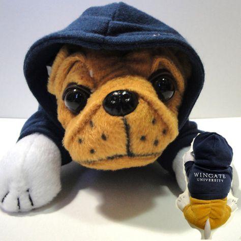 Bulldog Stuffed Animal. $7.99. Order now & ship today! Call 704-233-8025.