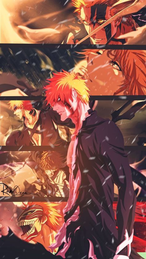 Ichigo Kurosaki Bleach Tons Of Awesome Anime Phone Wallpapers To Download For Free You Can Also Upload And Bleach Anime Ichigo Bleach Anime Bleach Wallpaper Bleach anime hd iphone wallpaper