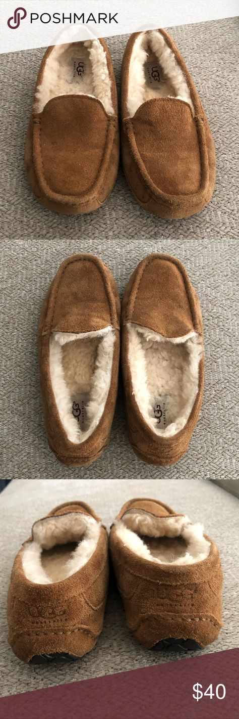452dbac95b6 Ugg Slippers - 3 Kids Slippers - Size 3. My son thought that 'only ...