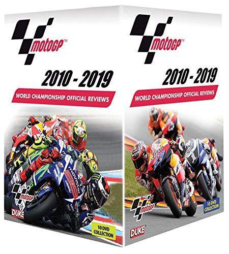 Motogp 2010 19 10 Dvd Box Set In 2020 Boxset Dvd Box Dvd