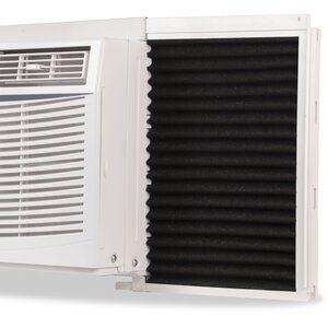 Window Air Conditioner Insulation In 2020 Window Air Conditioner Air Conditioner Conditioner