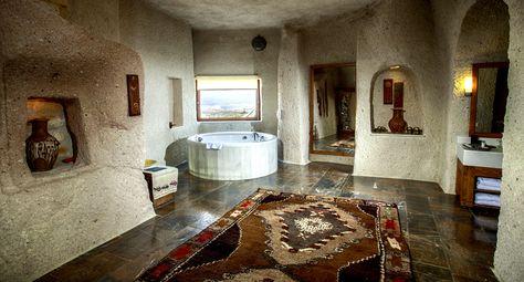 Ebruli Suite #cappadocia #kapadokya #turkey #luxury #hotel - capri suite moderne einrichtung