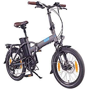 Ncm London E Bike E Faltrad 250w 36v 15ah 19ah 540wh 684wh Akku 20 Zoll 15ah Anthrazit Faltrad E Bike Elektrofahrrad