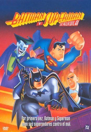 Batman Y Superman La Pel ªcula Dvd La Superman Batman Dvd En 2020 Superman La Pelicula Batman Y Superman Batman Peliculas
