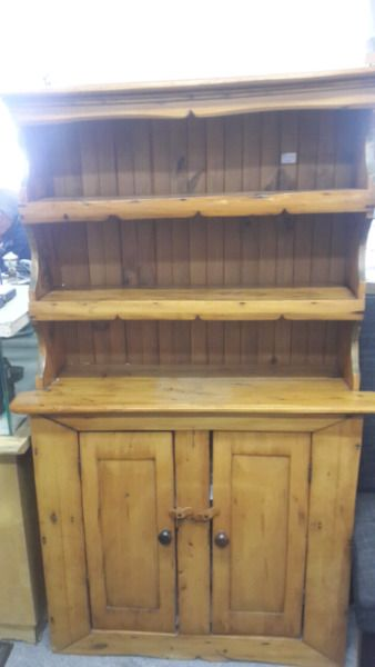 Terrific Antique Yellowwood Kitchen Dresser Stinkhout Geelhout Complete Home Design Collection Papxelindsey Bellcom