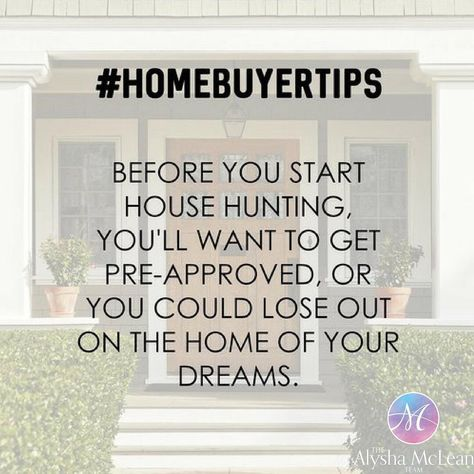 With all the recent mortgage changes, what is your real buying power?  It's so important to meet with a mortgage broker so you know exactly what you can afford. I have amazing mortgage partners to help you. Give me a call to find out what the home buying and selling process is. 416.737.6999 AlyshaMcLean.com #alyshamclean #alyshamcleanteam #homebuyingtips #buyingrealestate #realestate #markhamrealestate #markham #markhamrealtor #torontoproperties #toronto #torontorealestate #mortgage #financing #