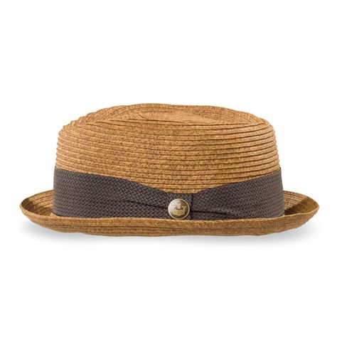 01188cf7 Tropicana Goorin Everyday Fedora | Wes Style | Hat shop, Straw pork ...