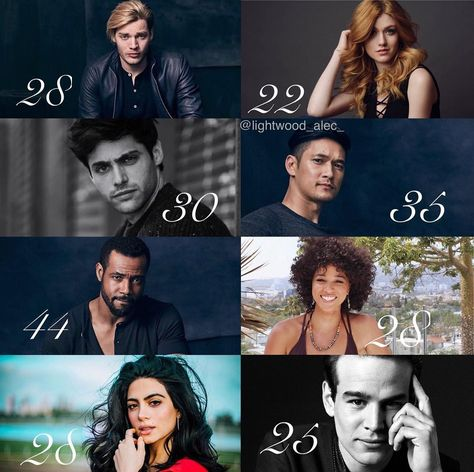 The Cast and their ages << WHAT? I mean I knew that their on-screen is not their real-life age but... Just take a moment to appreciate Matt!!! I mean he's 30 and looks damn hot! And Harry! Just all of them though