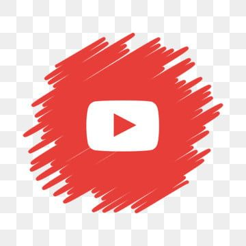 Youtube Social Media Icon Youtube Youtube Icon Youtube Vector