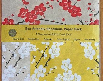 Handmade Lokta Paper from Nepal 048