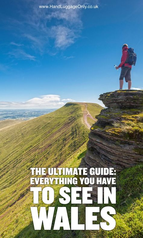 The Ultimate Guide On Everything You Have To Do, See And Eat In Wales, UK - Hand Luggage Only - Travel, Food & Photography Blog
