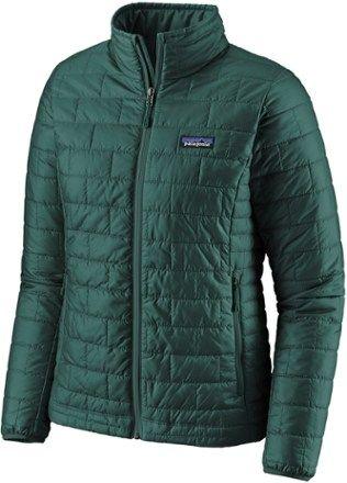 Patagonia Women S Nano Puff Jacket Piki Green S Patagonia Nano Puff Jackets For Women Jackets