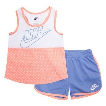 Toddler Girl Nike Polka-Dot Tank Top