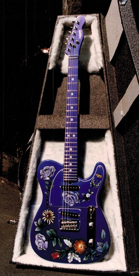 Prince - Hohner Tele T-style guitar