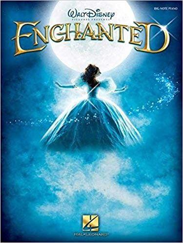 Songbook Para Piano Enchanted Encantada La Historia De Giselle Disney Descarga Gratis En Pdf Enchanted Movie Enchanted Soundtrack Song Book