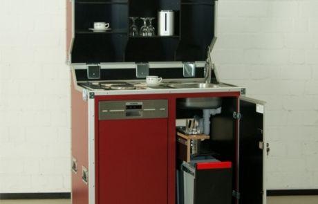 X600 Pro Art Kitcase Rot Sonderbau 8 4cc In 2020 Schrank Kuche Kuche Kompakte Kuche
