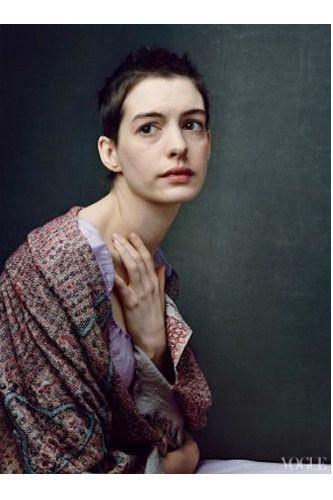 Les Miserables Cast Photos Anne Hathaway Annie Leibovitz
